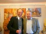Dr. Joachim Badelt und Erwin Bach