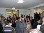 Viele Zuhörer bei der Eröffnungsrede durch Monika Bachmann.JPG